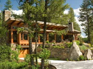 Malmquist Construction | Whitefish | Boot Jack Lake Retreat