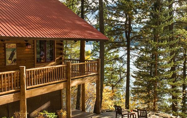 Whitefish Lake Cabin